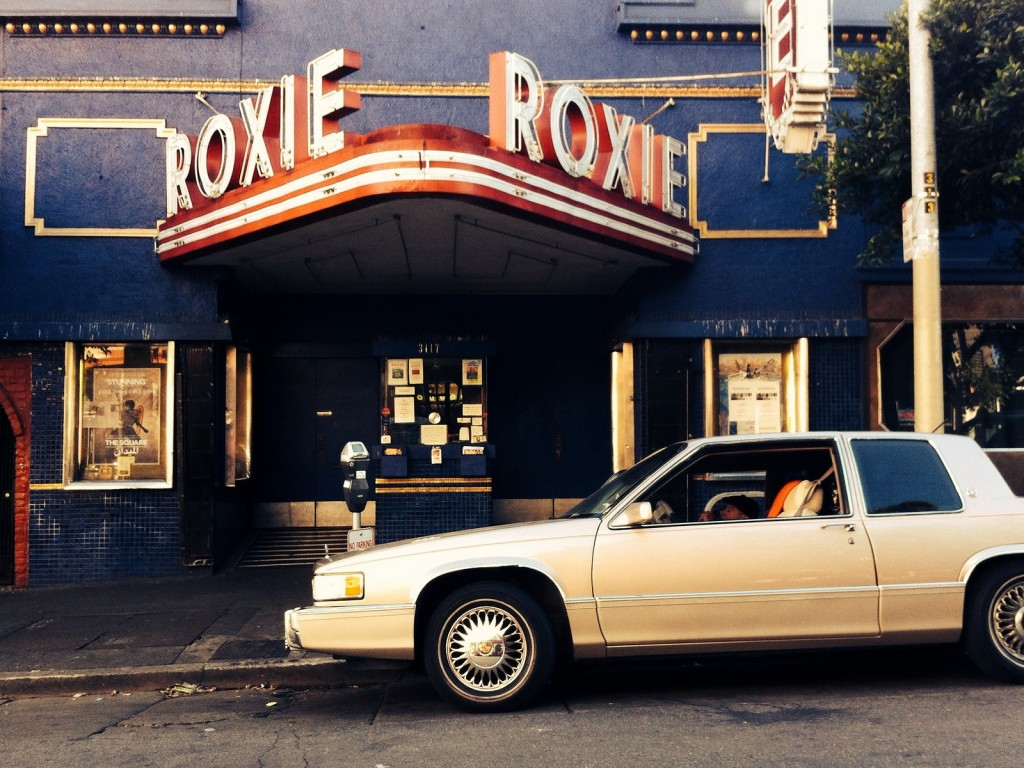 Roxie Theater © Cyril Fluck/Flickr