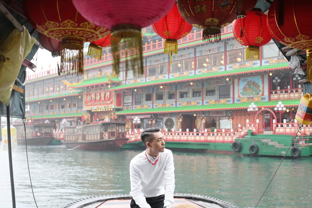 © Jumbo Floating Restaurant / Charles Lam