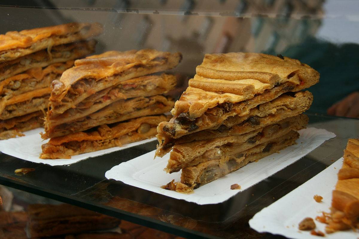 Galician Empanada   © Tamorlan / WikiCommons