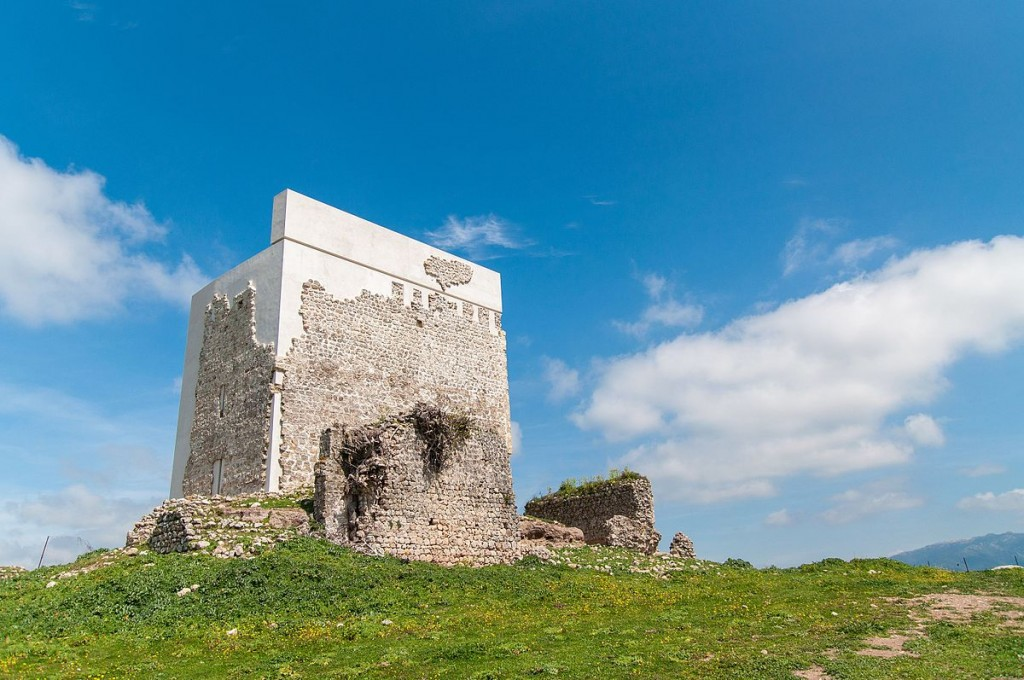 Castillo de Matrera en Villamartín | © Ignacio Palomo Duarte / WikiCommons