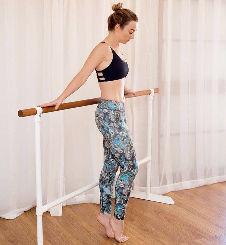 Nux Forest Feather Leggings   Courtesy of Fire and Shine
