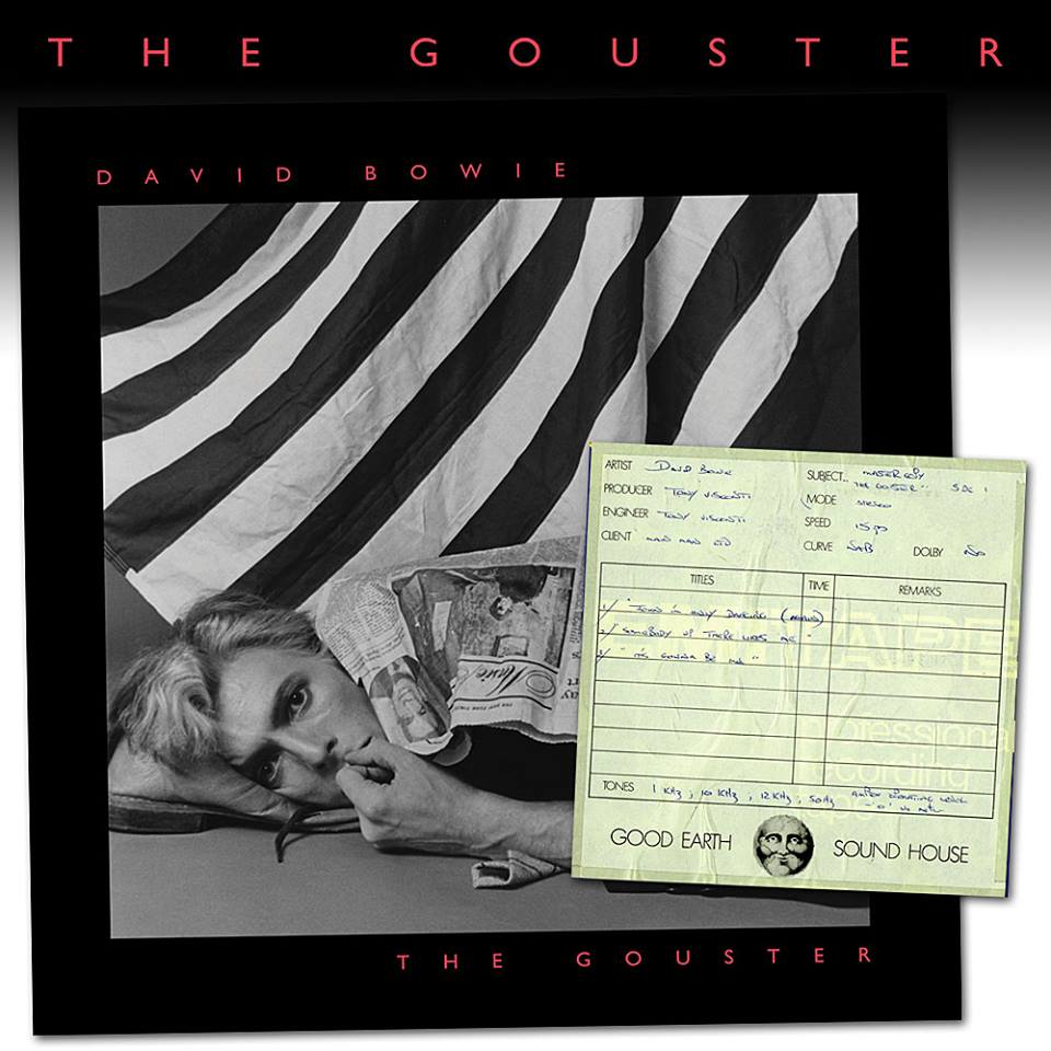 The Gouster Album Sleeve | Facebook