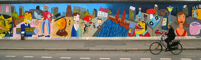 East Side Gallery | © Rae Allen/WikiCommons