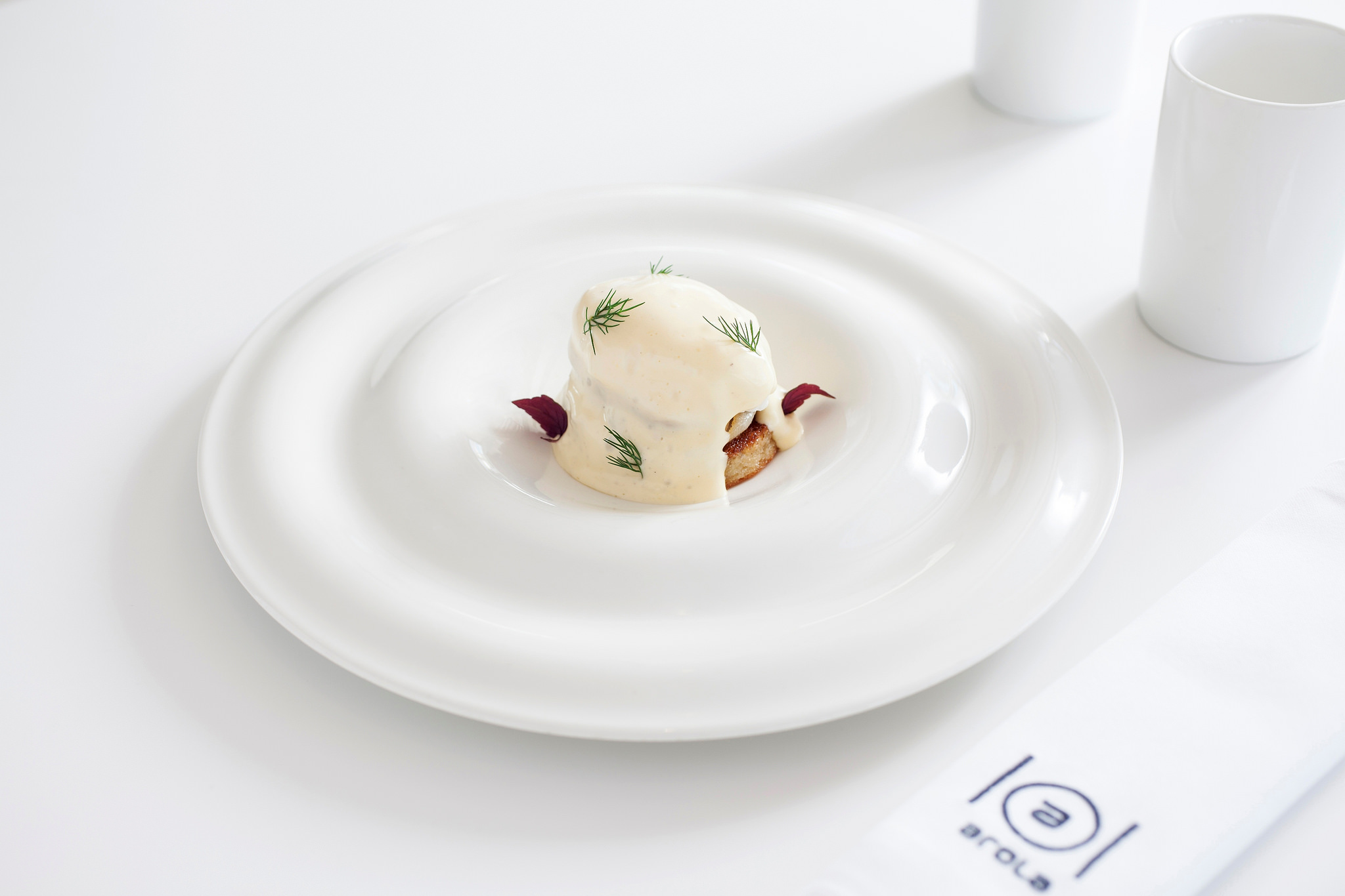 Eggs Benedict at the Arola restaurant in the Arts Hotel | © Imagine Communications / Flickr