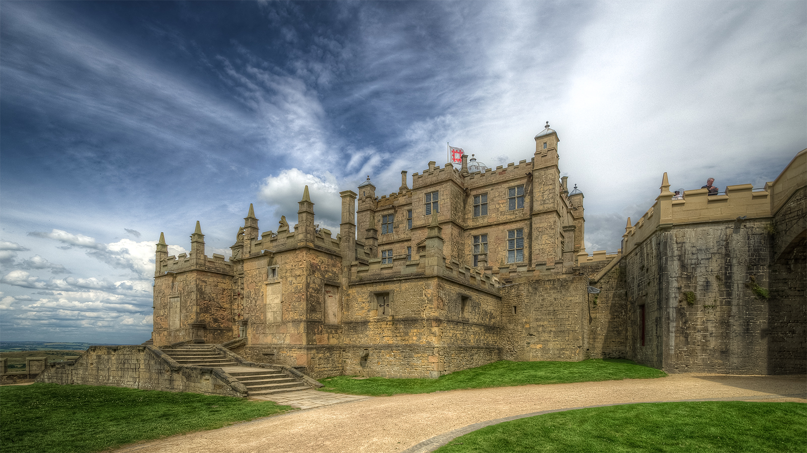 Bolsover Castle| ©Adam J/Flickr
