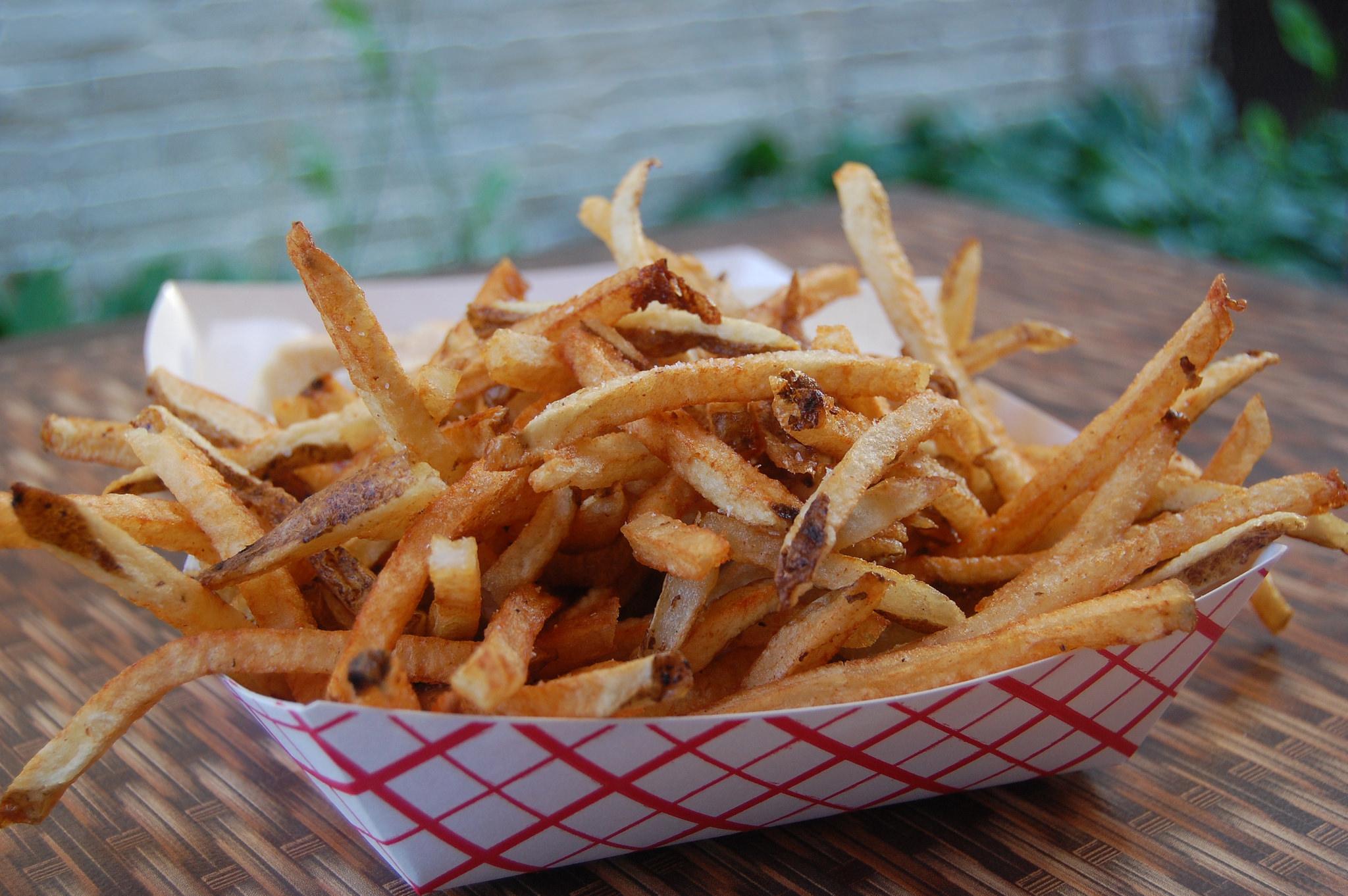 fries | © stu_spivack/Flickr