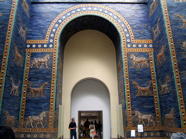 Ishtar Gate | © Rictor Norton & David Allen/Flickr