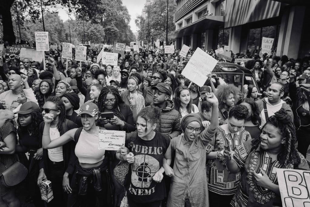 #BlackLivesMatter | © VincentChambers