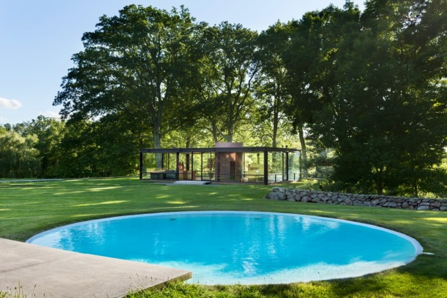 Philip Johnson Glass House philip johnson s glass house diary of an eccentric architect