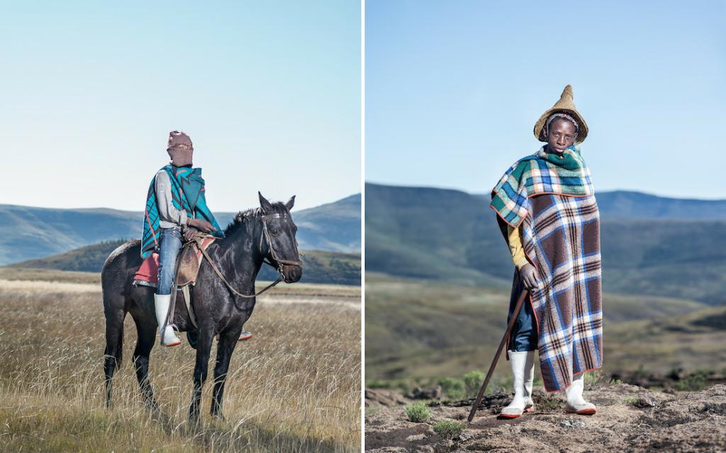 Thabang Ntomane - Ha Maluke, Lesotho // Retselisitsoe - Semonkong, Lesotho, © Thom Pierce
