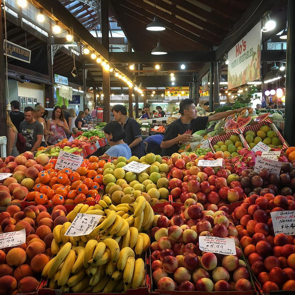 Fremantle Markets | © David Davies / Flickr