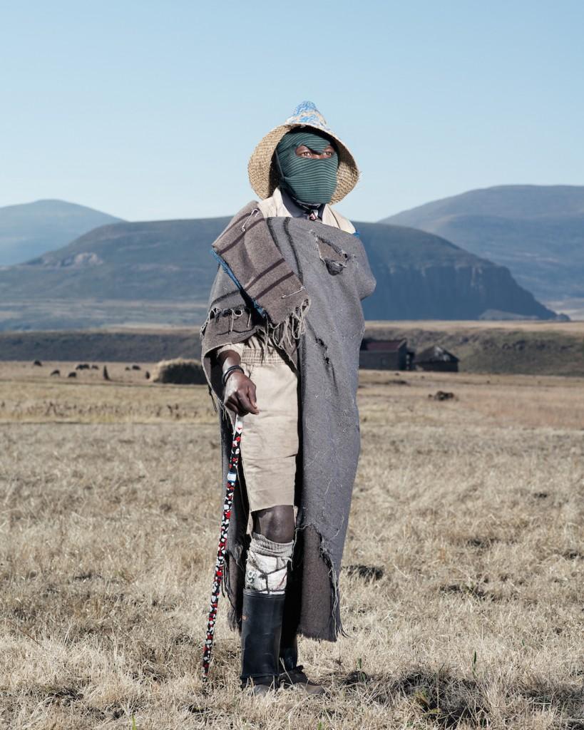 Lilotho Ramalei - Ha Tsekane, Lesotho © Thom Pierce
