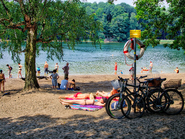 by the lake at Grunewald | © Sergey Galyonkin/WikiCommons