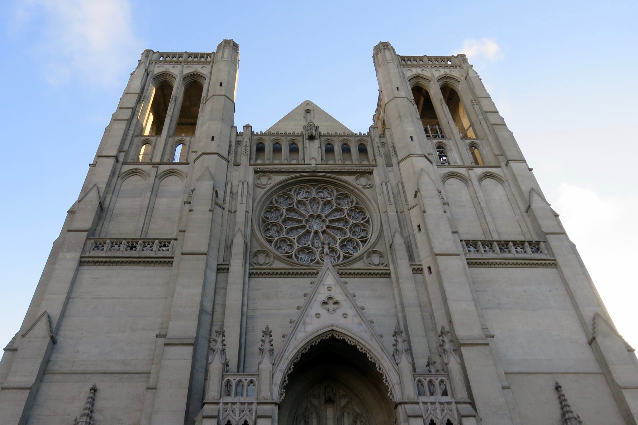 Grace Cathedral © Fabrice Florin/Flickr