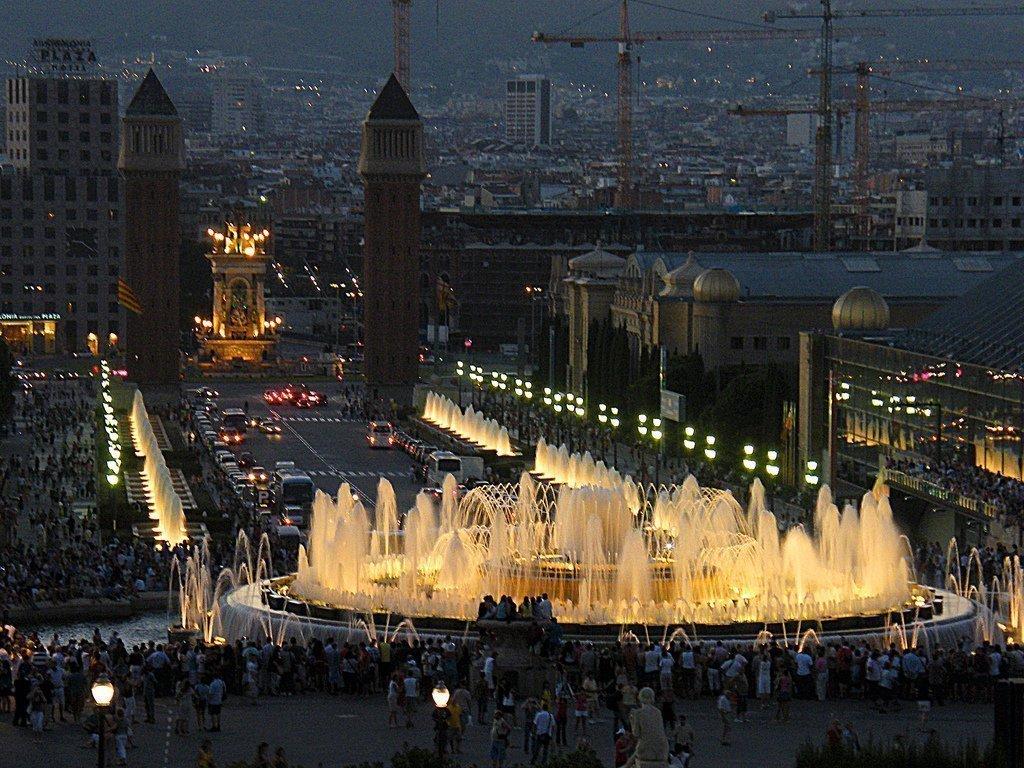 The Magic Fountain | © Adriano Aurelio Araujo / Flickr