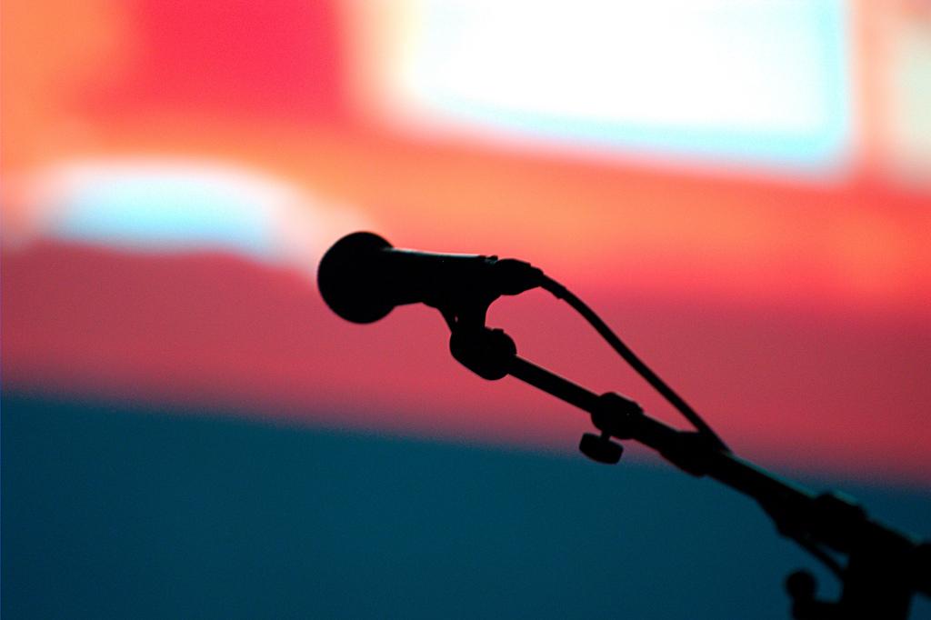 Open Mic | © Ian Muttoo/Flickr
