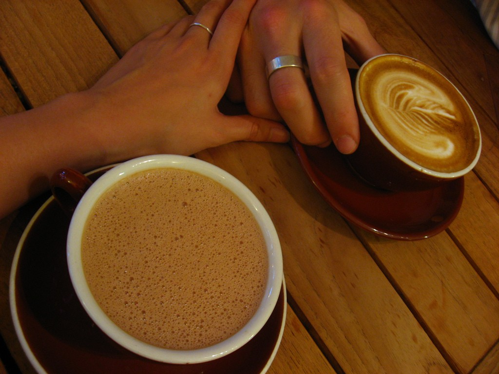 Hot Chocolate and Mocha ©snickclunk