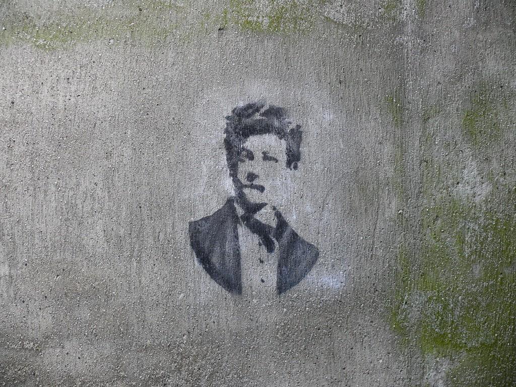 Arthur Rimbaud | © Delaville/Flickr