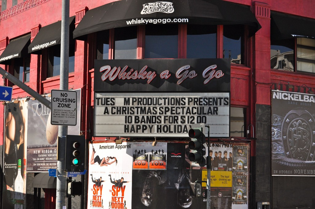 Whisky a Go Go | © Sarah Ackerman/Flickr