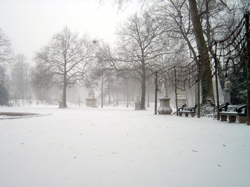 Brussels Park | © Michaelkmd/WikiCommons