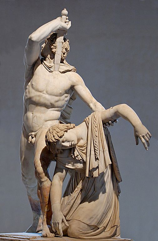 Gaul Killing Himself and His Wife, 230-220 BC | © Jastrow (2006)/WikiCommons