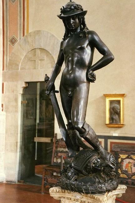 Donatello, David, 1430-40 | © Patrick A. Rodgers/WikiCommons
