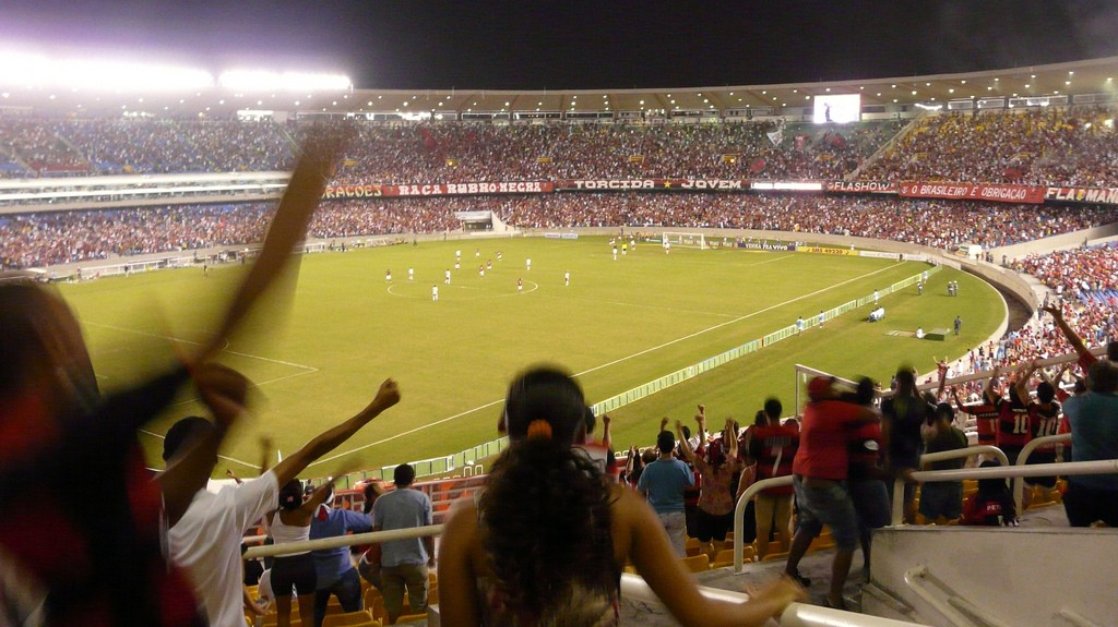 Hosting a match between teams from Rio de Janeiro | ©Johrling/Flickr