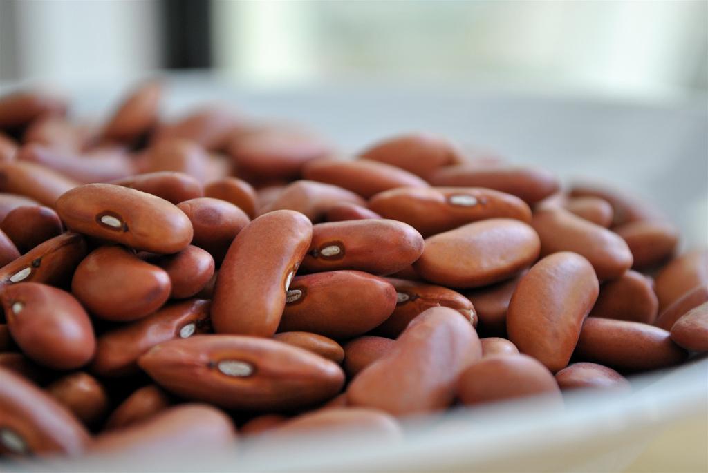Red Beans | © cookbookman17/Flickr