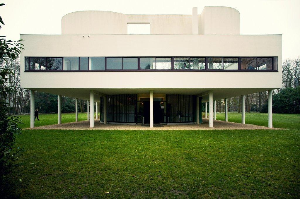 La Villa Savoye | © m-louis .®/Flickr