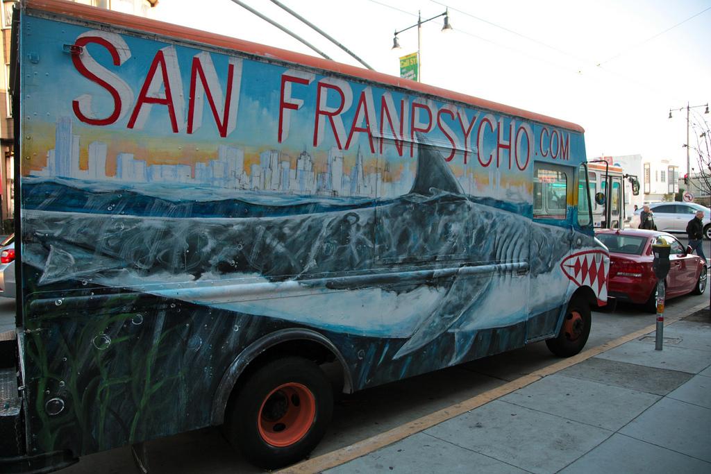 San Franpsycho © torbakhopper/Flickr