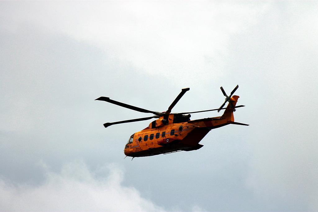 helicopter | © Steven/Flickr