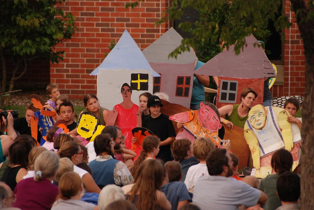 Kids' Theater | © Mike Goren/Flickr