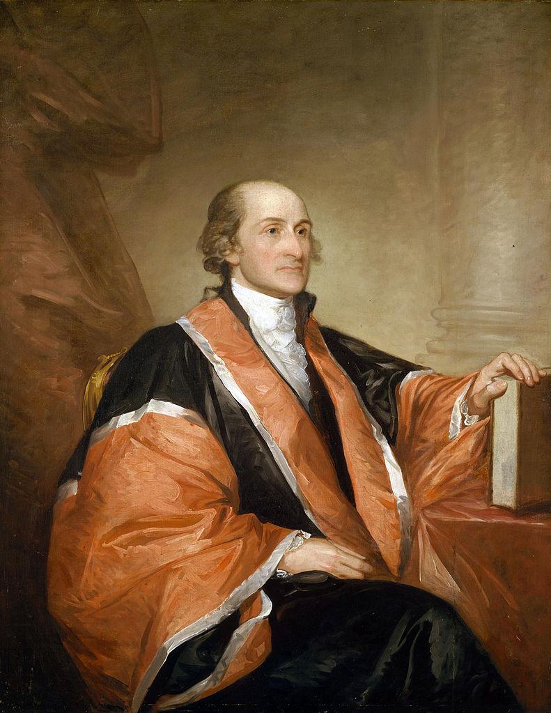John Jay (Gilbert Stuart portrait) | © The National Gallery of Art/WikiCommons