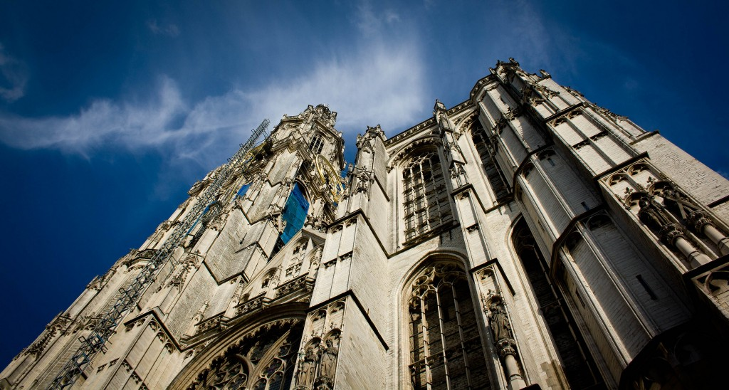 Antwerp's Cathedral of Our Lady, from where the carillon chimes spread across the city   © Tatiana Vdb/Flickr