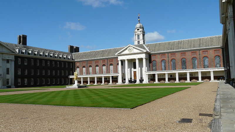 Royal Hospital Chelsea, London| ©Camster2/Wikicommons