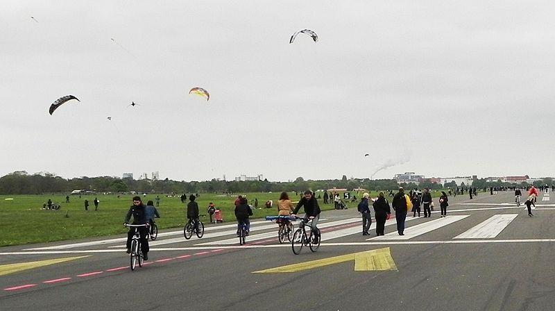 Tempelhofer Feld | © Robert Aehnelt/WikiCommons