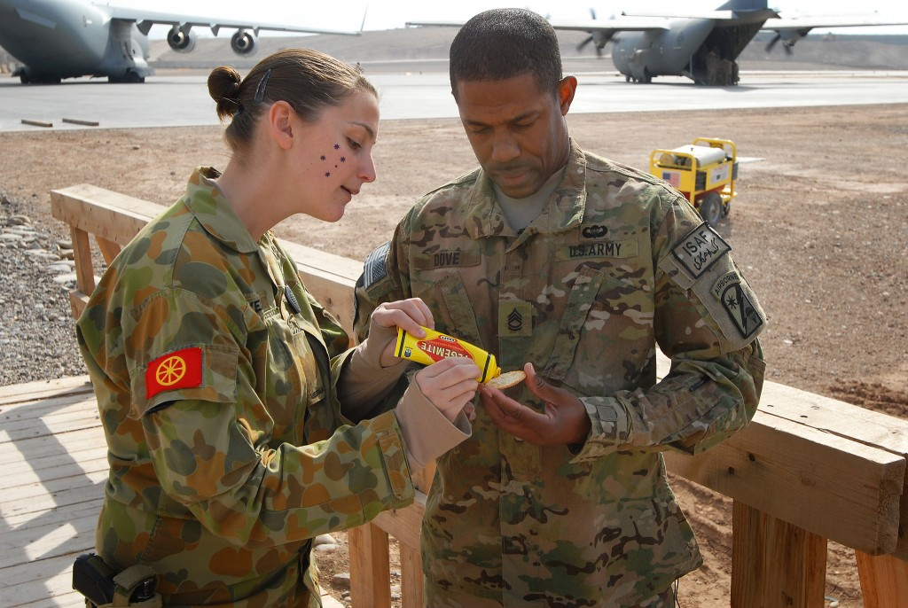 Australian Army | © ResoluteSupportMedia / Flickr