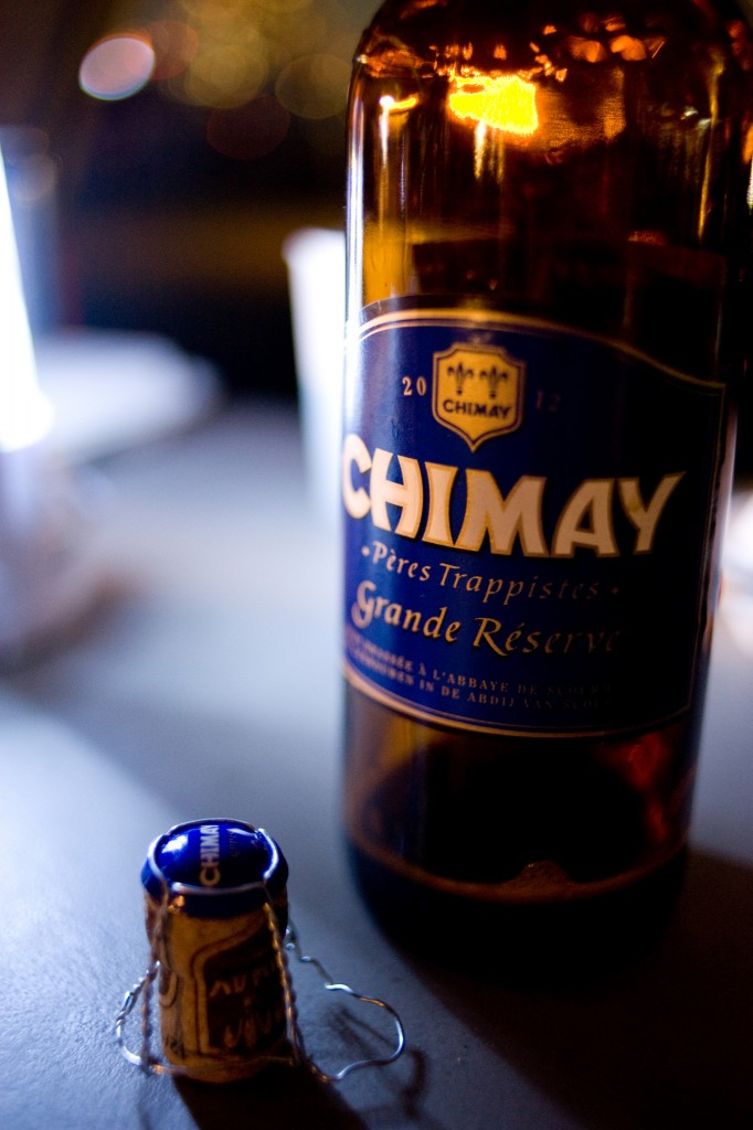 One of the beloved Chimay beers | © Takahiro Hayashi/Flickr