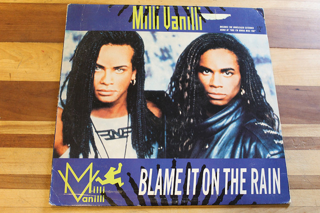 'Blame it on the Rain,' a single off of their album, Girl You Know It's True | © acme401/Flickr