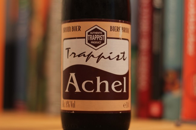 Achel 8 brown, one of the youngest Trappist beers | © Christer Edvartsen/Flickr