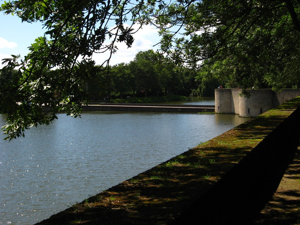 One of the nature views on the Ypres ramparts walk | © R/DV/RS/Flickr