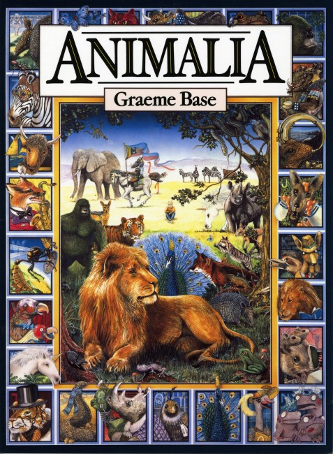 Animalia | © Picture Puffins