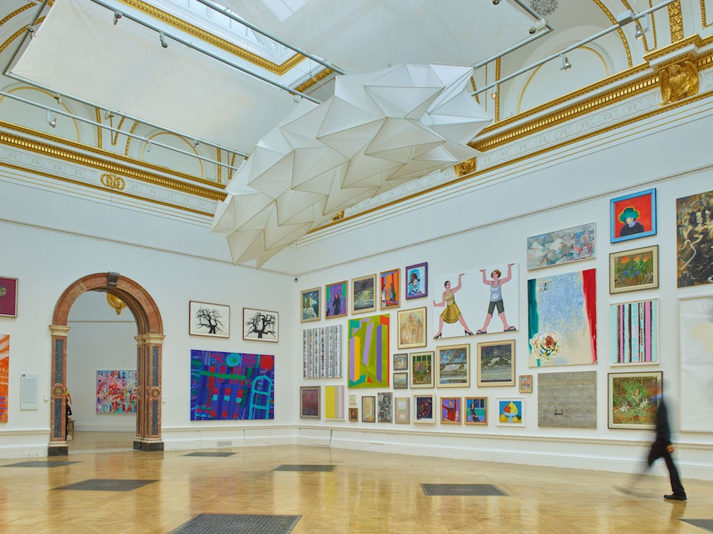 The Summer Exhibition at The Royal Academy, © Stephen White