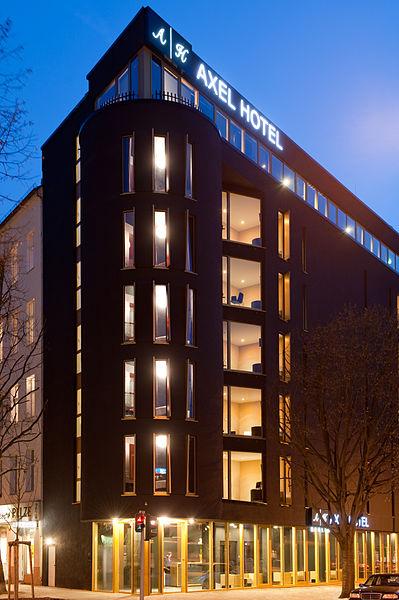 Axel Hotel Berlin   © Axelhotels/WikiCommons