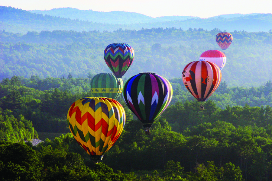 Balloon Fest | © Karen Booth