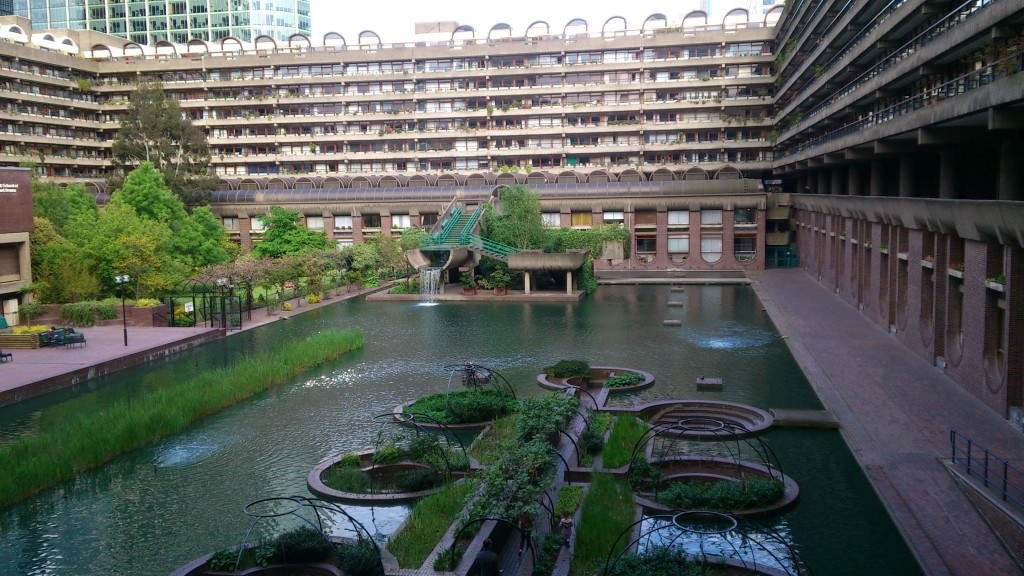 The Barbican Center | © Andy Oxford/WikiCommons