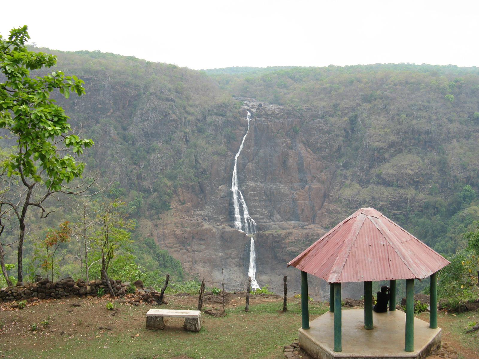 Barehipani Falls in Odisha | © Samarth Joel Ram/WikiCommons