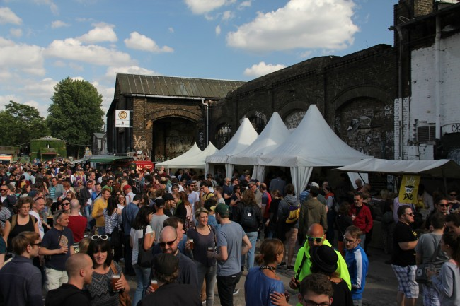 Locations will be transformed for the Festival/ Courtesy of Berlin Beer Week