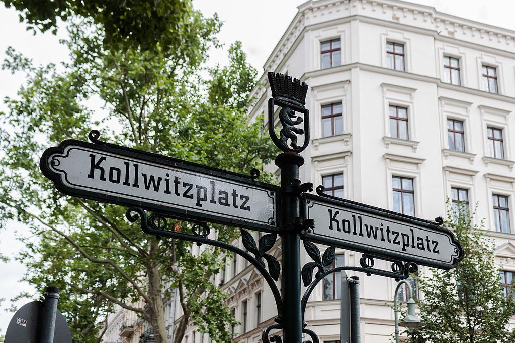 Kollwitzplatz Market | © Ansgar Koreng/WikiCommons