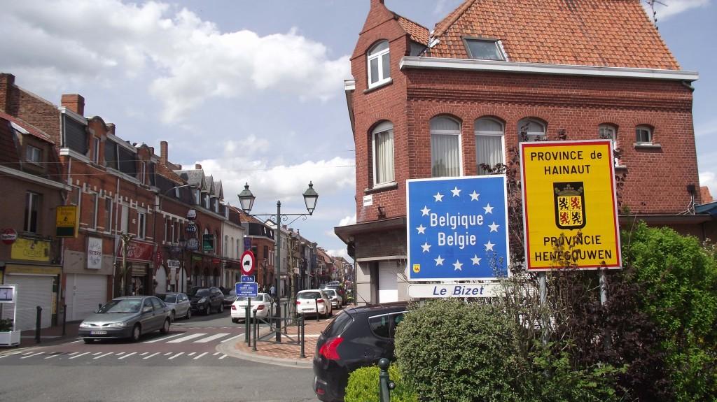 Welcome to Belgique / België | © Smiley.toerist/Wikimedia Commons